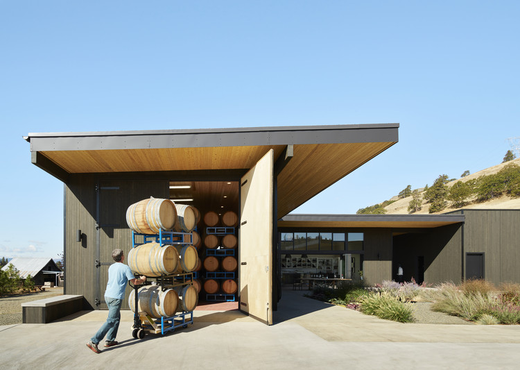 COR Cellars / goCstudio, © Kevin Scott