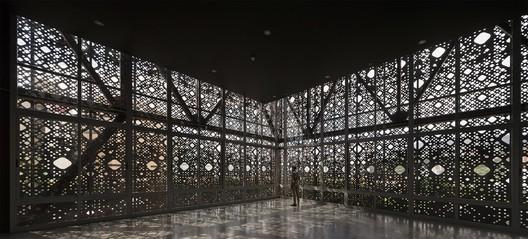 Expansión Museo de Arte Moderno de Medellín / Ctrl G + 51-1