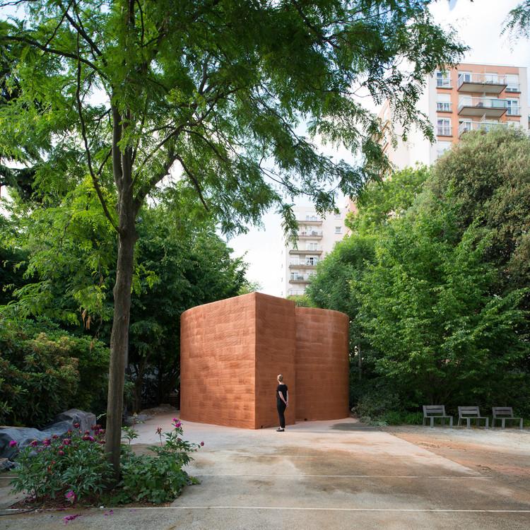 Bell pavilion  / Pezo von Ellrichshausen, © Pezo von Ellrichshausen