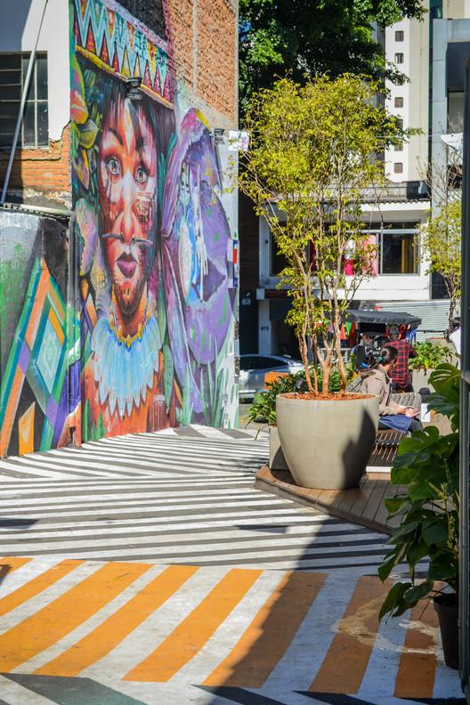 Pocket Parks: novo e compacto modelo aos espaços públicos, Cortesia de Zoom Urbanismo Arquitetura e Design