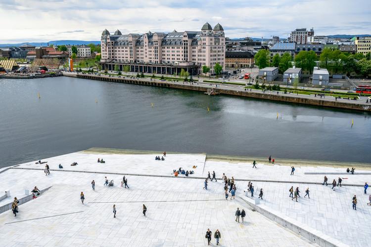 13 Cidades que estão começando a banir os automóveis, Oslo, Noruega. Image © dconvertini via Visual Hunt /  CC BY-SA