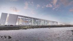 Tercer lugar del concurso del Centro Antártico Internacional en Chile / REGENERAXIÓN + PRAT Arquitectos
