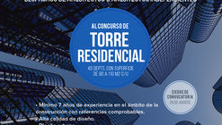 CONCURSO TORRE RESIDENCIAL CD. JUAREZ