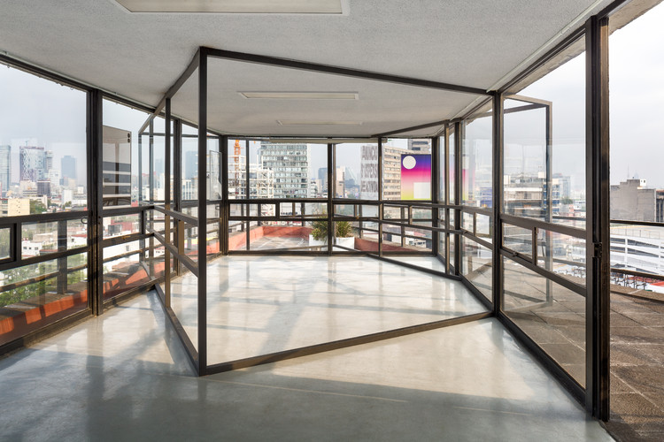 'Arquitectura Expuesta' explora cómo se puede pensar y exponer la arquitectura, Cortesía de LIGA DF