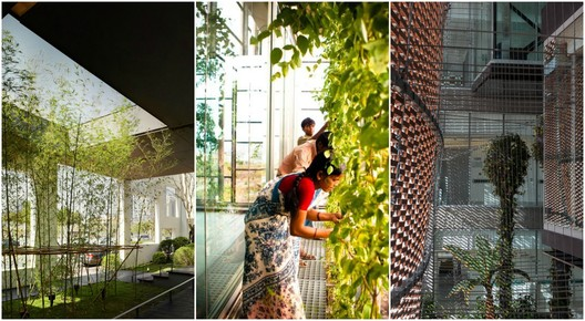 How (and Why) to Let Weather Into Your Buildings: 6 Projects that Bring Nature Inside