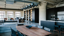 Arts District Loft / Marmol Radziner