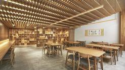 Restaurante Ginshariya / Tsutsumi & Associates