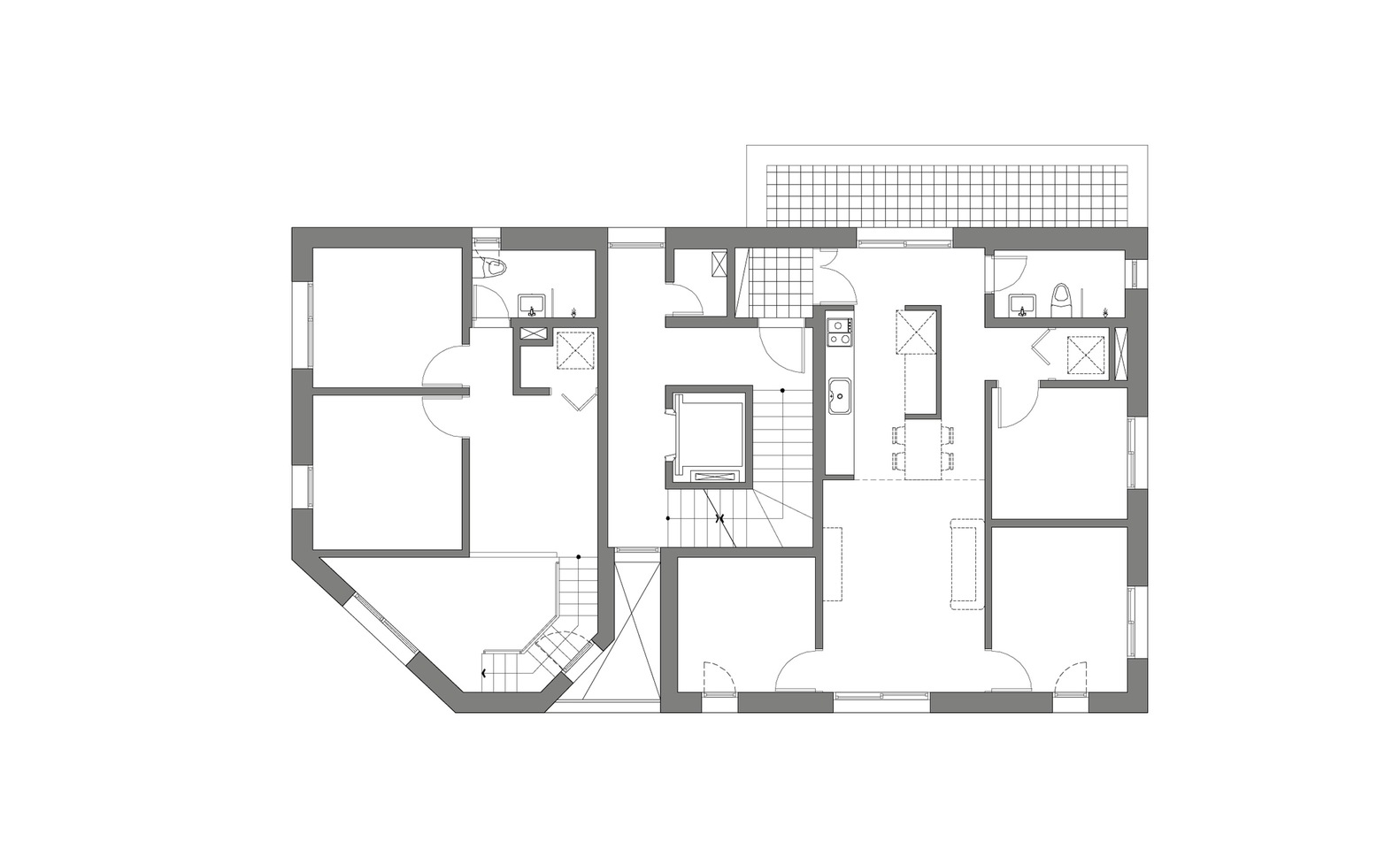 100 multi family house floor plans house plans indoor pool