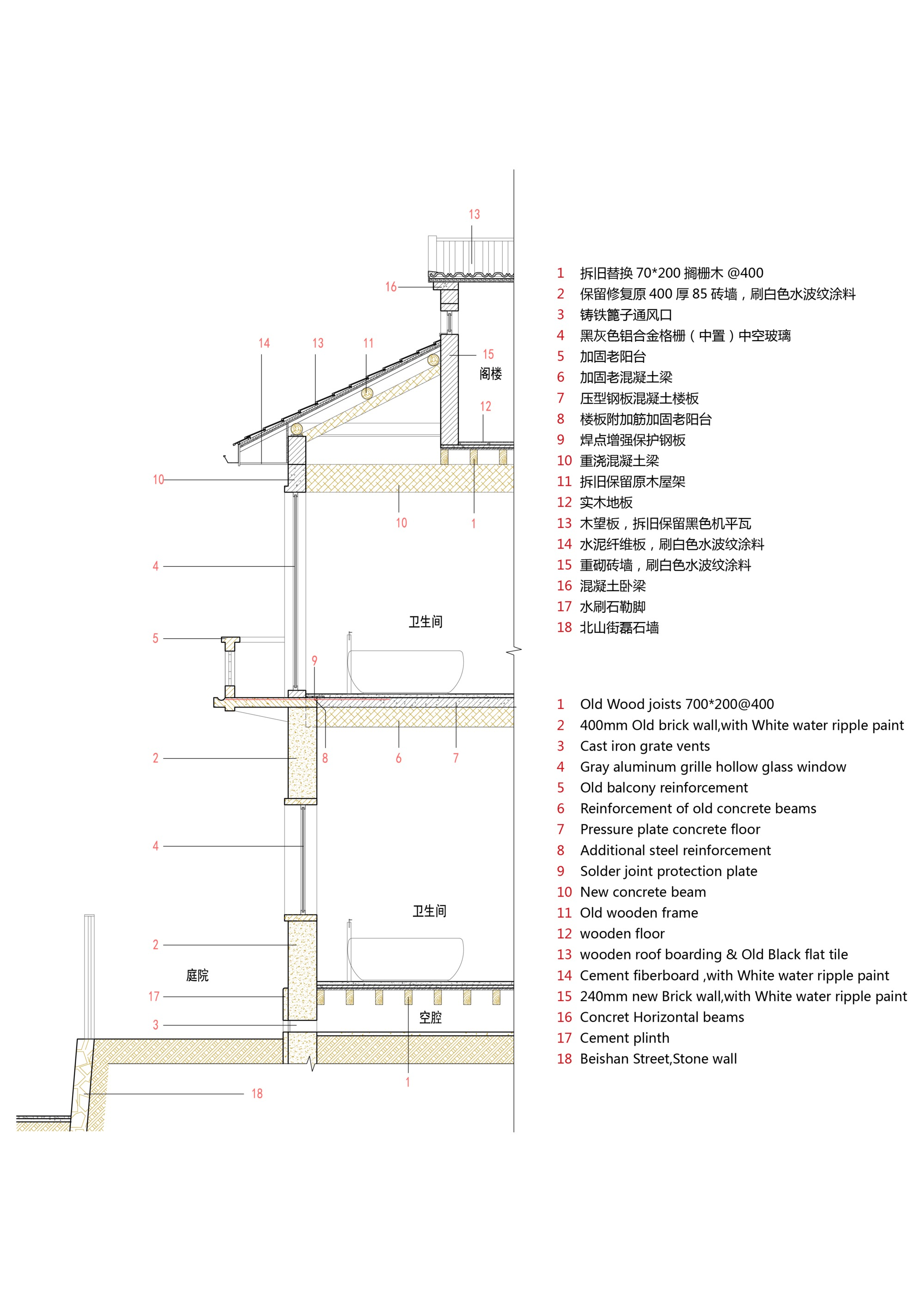 Gallery Of Space Renovation Of 69 Beishan St The Design