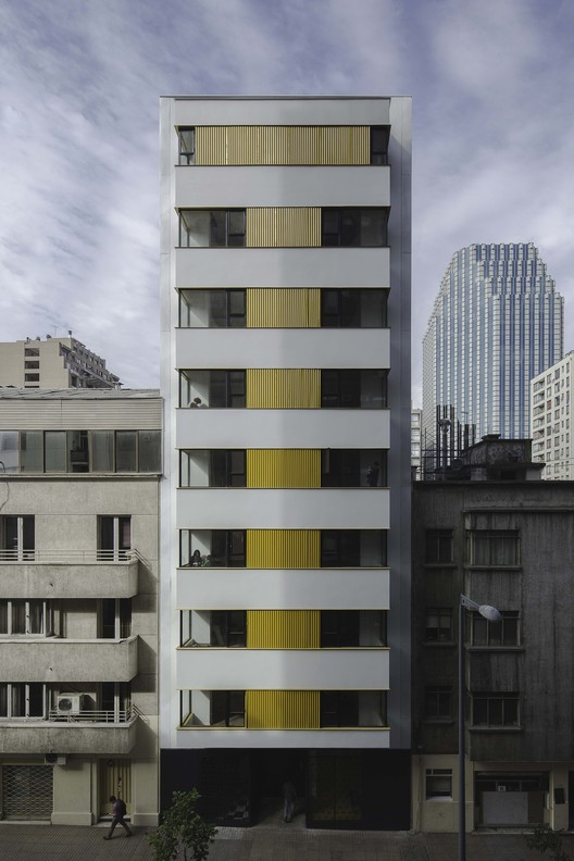 Apartment Building La Juliana / ipiña+nieto architects, © Pablo Casals-Aguirre