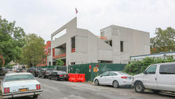 Studio Gang's Innovative Fire Department Training Facility Tops Out in Brooklyn