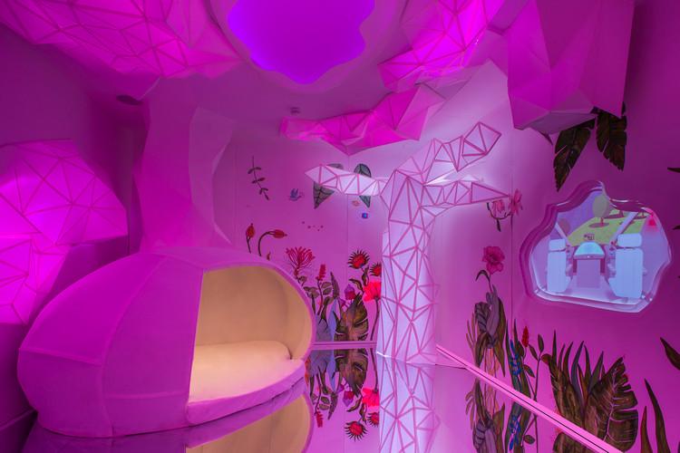 'Un viaje por la imaginación' propone un interior interactivo para niños en Casa Decor 2017, © Luis Sánchez de Pedro