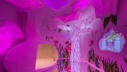 'Un viaje por la imaginación' propone un interior interactivo para niños en Casa Decor 2017