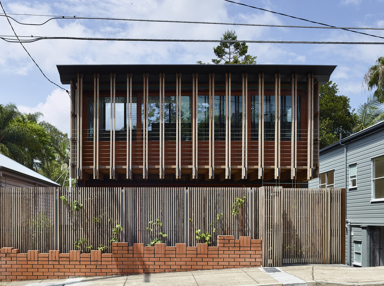 West End House / Richard Kirk Architect, © Scott Burrows