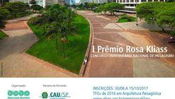 ABAP lança 1º Prêmio Rosa Kliass de paisagismo