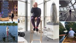Norman Foster Is 82 And He Instagrams Better Than You Do