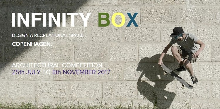 Open Call: Infinity Box Design a Recreational space, Infinity Box