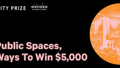 Big Idea for Public Space? You Could Win $5,000