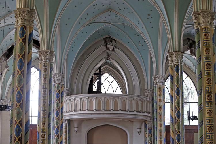 La Municipalidad de Santiago invierte en la recuperación de una Iglesia patrimonial en el Barrio Yungay, Cortesía de Subdirección de Patrimonio, Municipalidad de Santiago