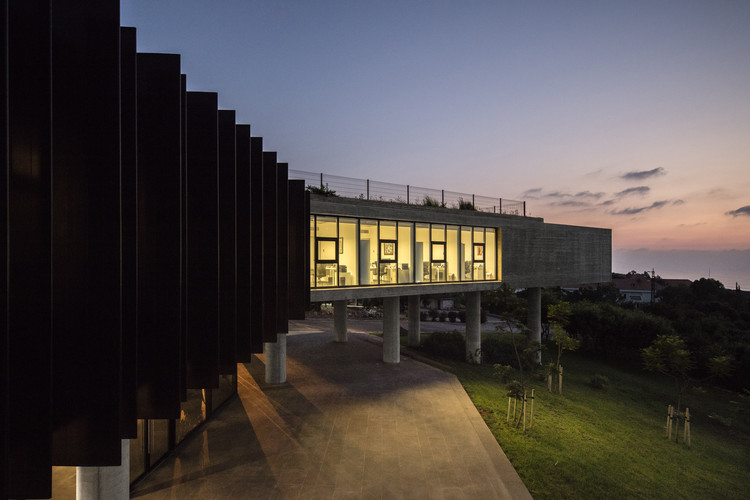 Sheikh Nahyan Centre for Arabic Studies & Intercultural Dialogue / Fouad Samara Architects, © Ieva Saudargaite