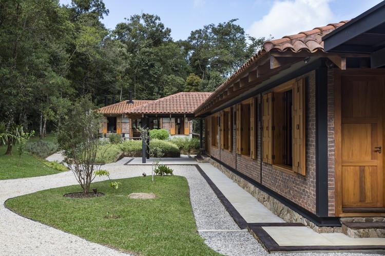 Casa São Francisco Xavier / RAP Arquitetura e Interiores, © Evelyn Muller