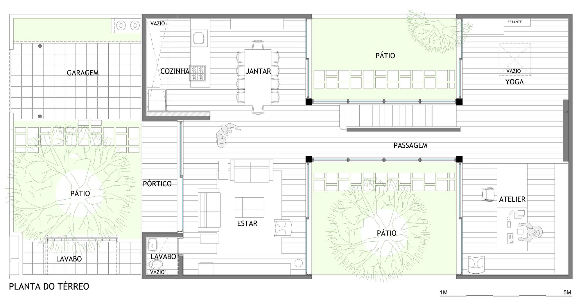 Galeria de casa 10x10 oficina de arquitetura 19 Carrelage 10 x 10