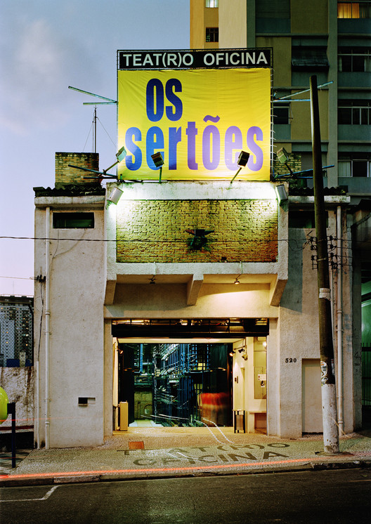 Resultado de imagen de Teatro Oficina, São Paulo, 1990 lina bo bardi