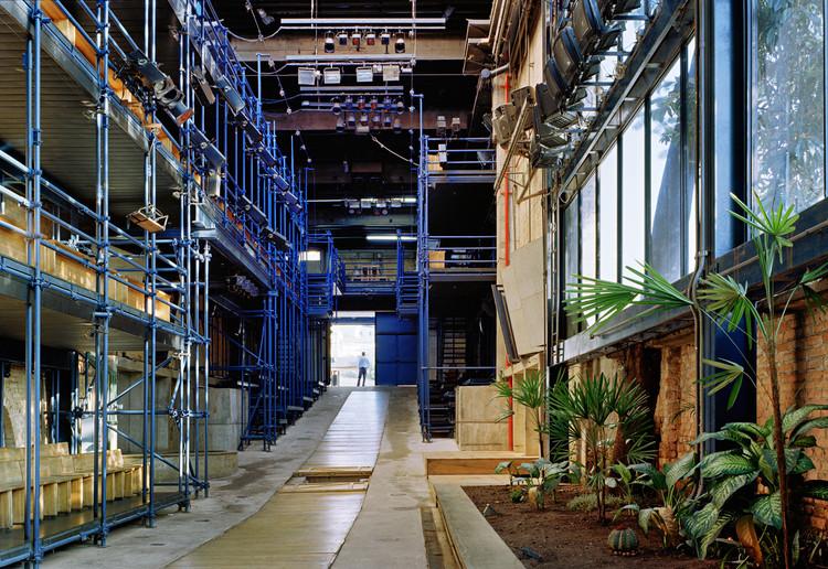 Clásicos de Arquitectura: Teatro Oficina / Lina Bo Bardi & Edson Elito, © Nelson Kon