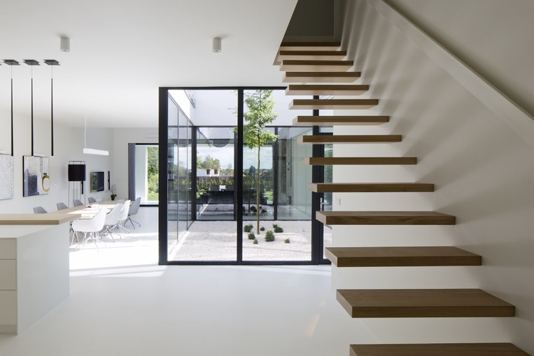 Courtyard House / INOSTUDIO, © Marcin Grabowiecki