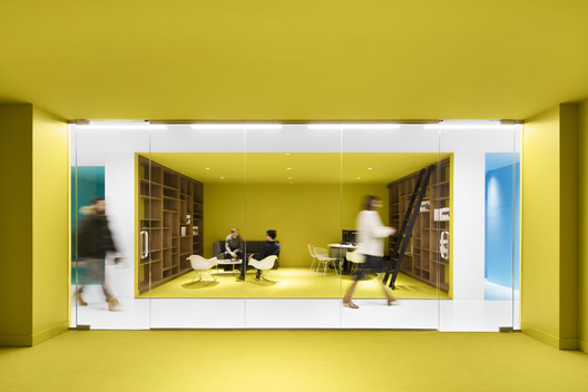 Playster Headquarters / ACDF Architecture