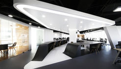 Puhui Office Design / hyperSity architects