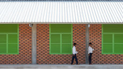 Khyaung School / Building Trust international + Weston Williamson+Partners