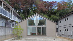House in Ikoma / FujiwaraMuro Architects
