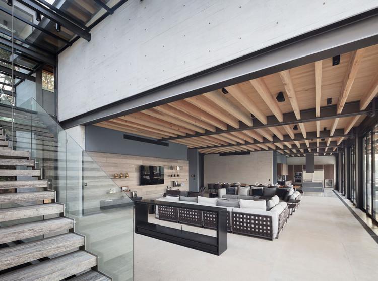 Lake View House / grupoarquitectura, © Agustín Garza