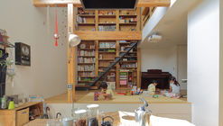 House in Takatsuki / FujiwaraMuro Architects