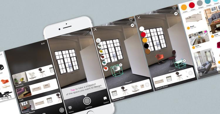 Top 5 aplicaciones de realidad virtual y realidad for Aplicaciones para arquitectos