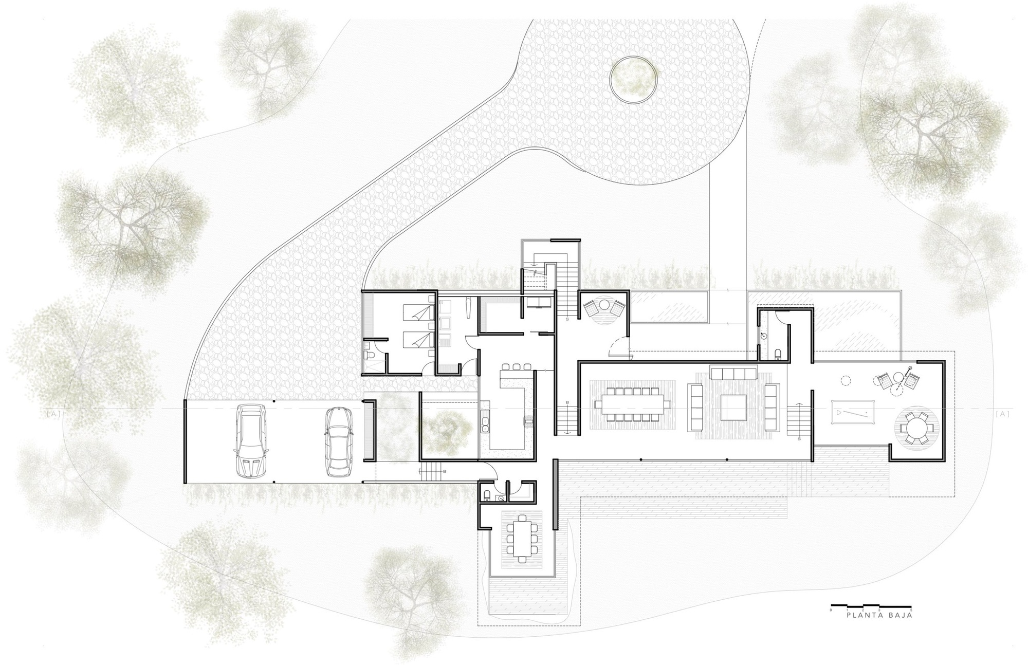 Lovely Ground Floor Plan