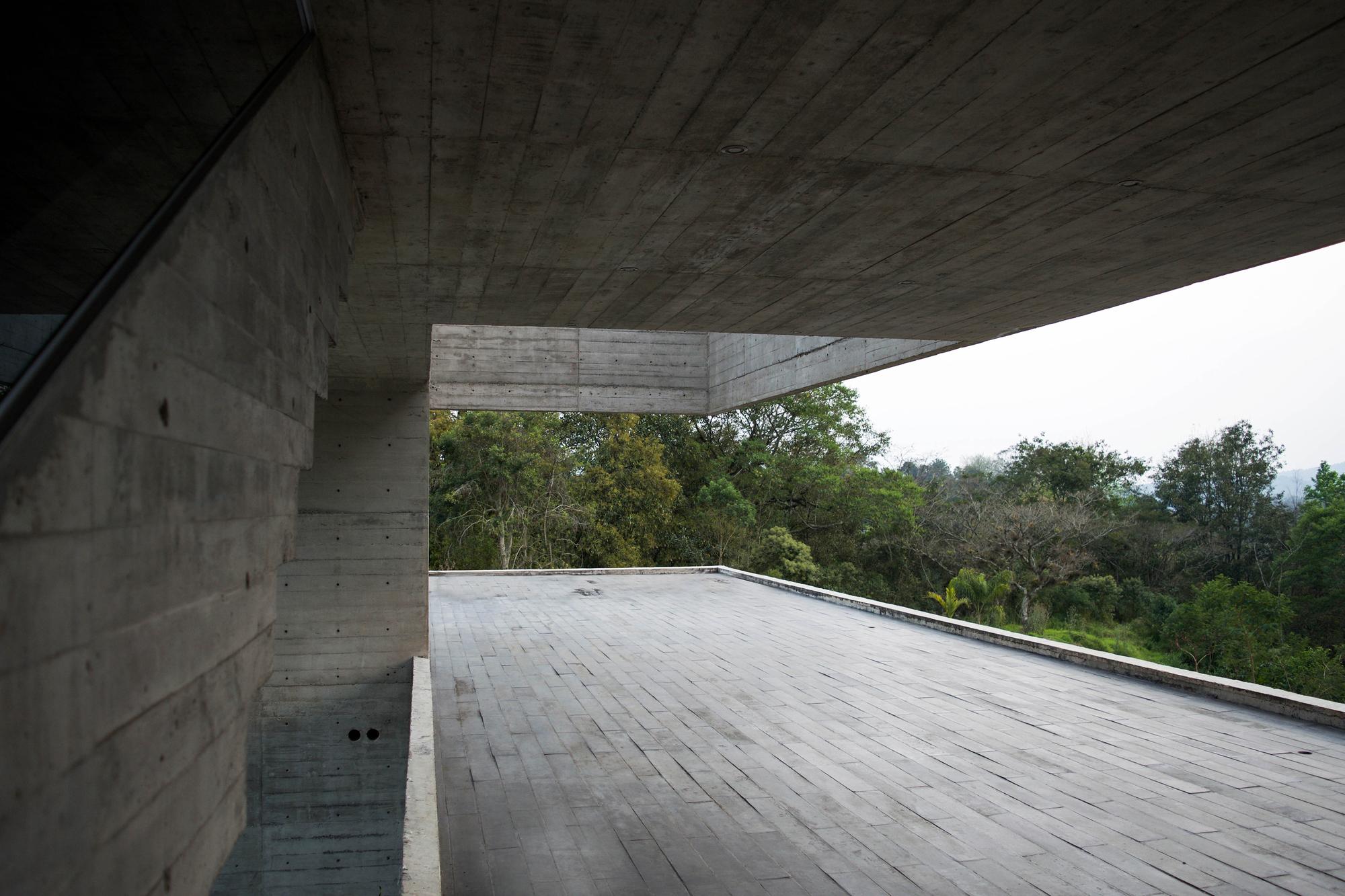 Oyamel House Rp Arquitectos Archdaily