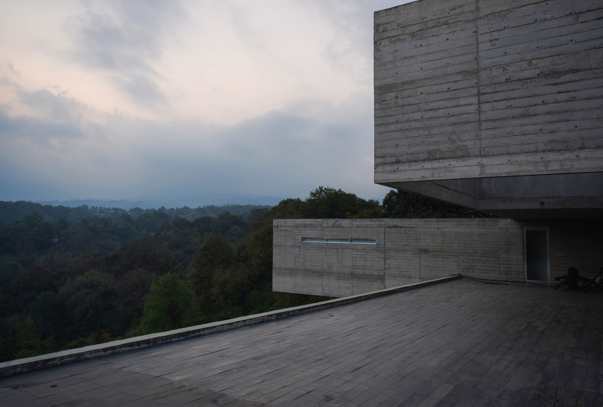 Oyamel House Rp Arquitectos Archdaily