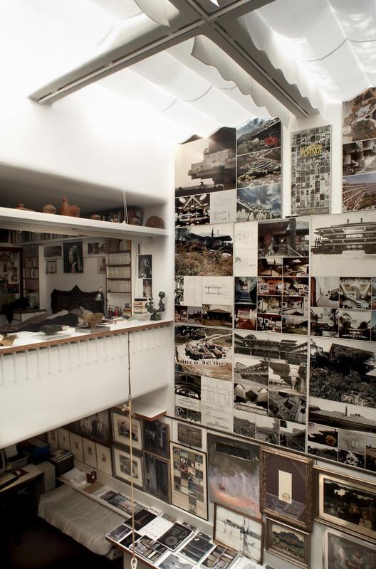 """Conoce la historia de """"El Rascainfiernos"""", la casa/cueva del arquitecto Fernando Higueras, Cortesía de Fundación Fernando Higueras, Lola Botia"""