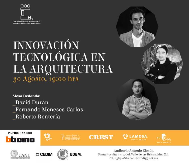 Innovación Tecnológica en la Arquitectura