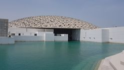 A Sneak Peek into Jean Nouvel's Louvre Abu Dhabi as It Prepares for Fall Opening