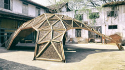 This Pavillion Lives and Dies Through Its Sustainable Agenda