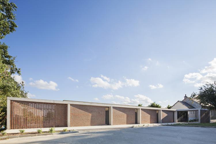 Escuela La Couyere / Atelier 56S, Cortesía de Atelier 56S architectes