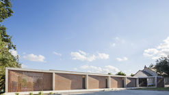 Primary School La Couyere / Atelier 56S