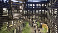 Edificio La Licorne / PERIPHERIQUES Marin+Trottin Architectes