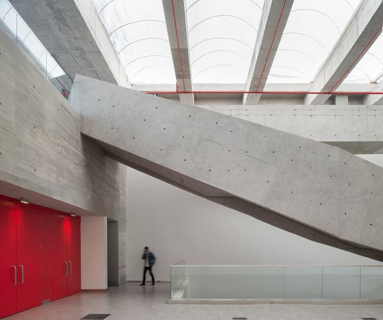 Centro Cultural San Gines / Francisco Danus, Jose Macchi, Florencia Escudero, Cristián Boza Wilson, © Felipe Díaz