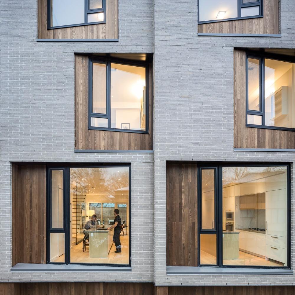 CORE Modern Homes / Batay-Csorba Architects