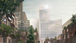 Schmidt Hammer Lassen Architects Unveil Landmark Mixed-Use Development for Downtown Detroit