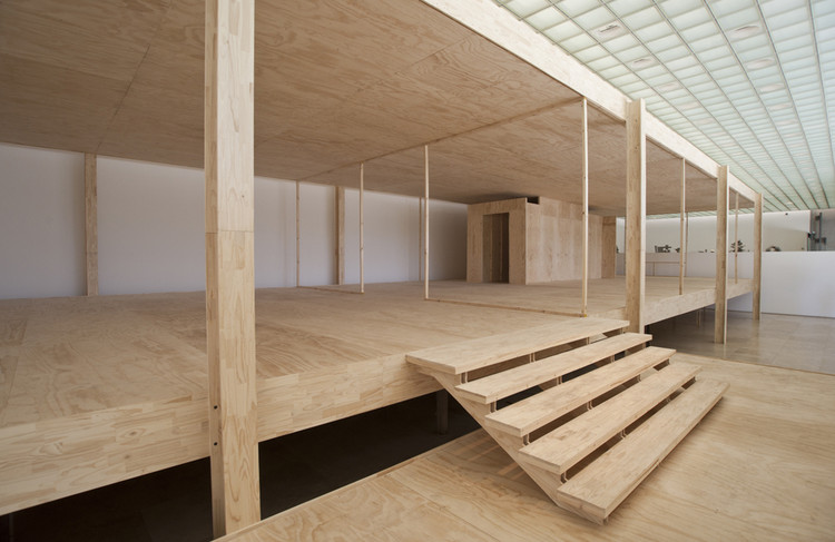 How An Artist Constructed A Wooden Replica Of Mies